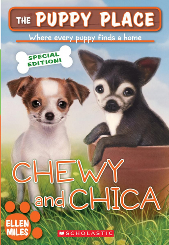 018SE-chewy-and-chica-ellen-miles-the-puppy-place-books-series-special-edition-9780545200240