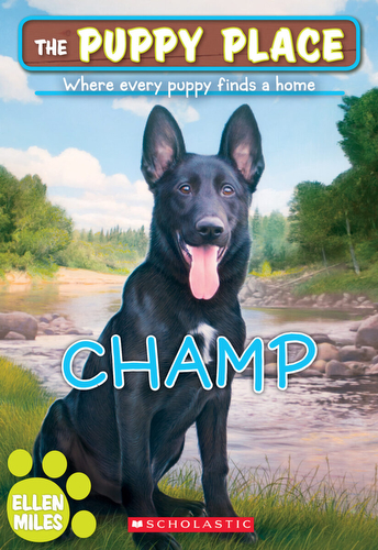 043-champ-ellen-miles-the-puppy-place-books-series-number-43-9780545857277