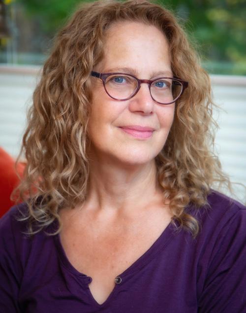 Ellen Miles Author Photograph